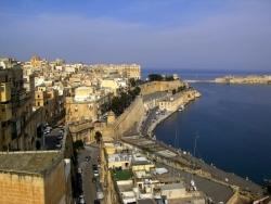Malta 09 - La Valletta Harbour