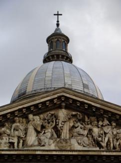 Pantheon, particolare