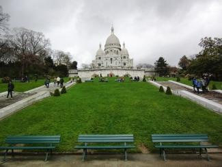 Sacré-Coeur de Montmartre
