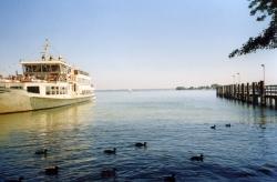 Chiemsee Dampfboot