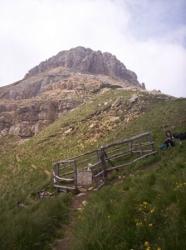 Tre cime del Bondone 18 - Fontanella