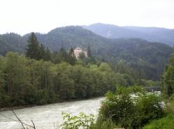 Castello nel bosco
